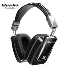 Bluedio f800 активного шумоподавления беспроводные bluetooth наушники для анк издание вокруг уха гарнитура (черный)