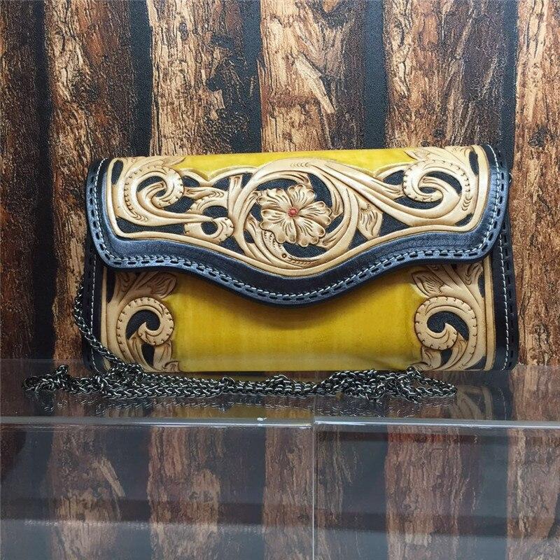 Рука вырезать натуральная кожа женская вечерняя сумочка клатч кошелек Свадебные Сумки вечеринок и банкетов девушки сумка