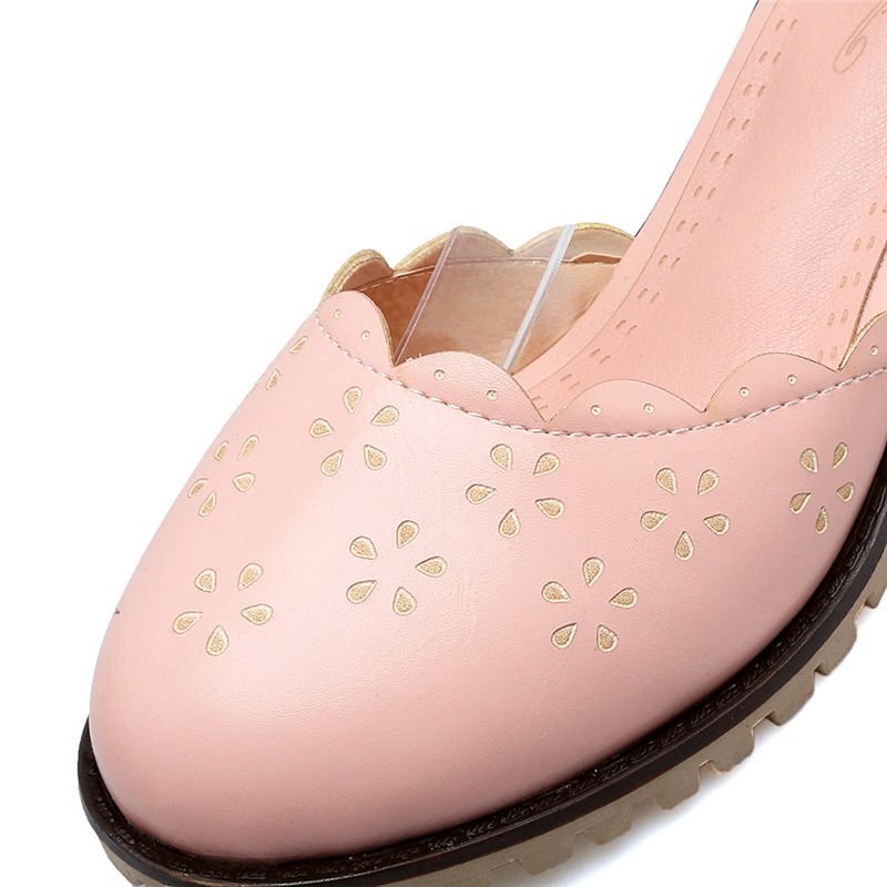 KarinLuna nieuwe nieuwe collectie zomer sweet school vrouwen sandalen - Damesschoenen - Foto 5