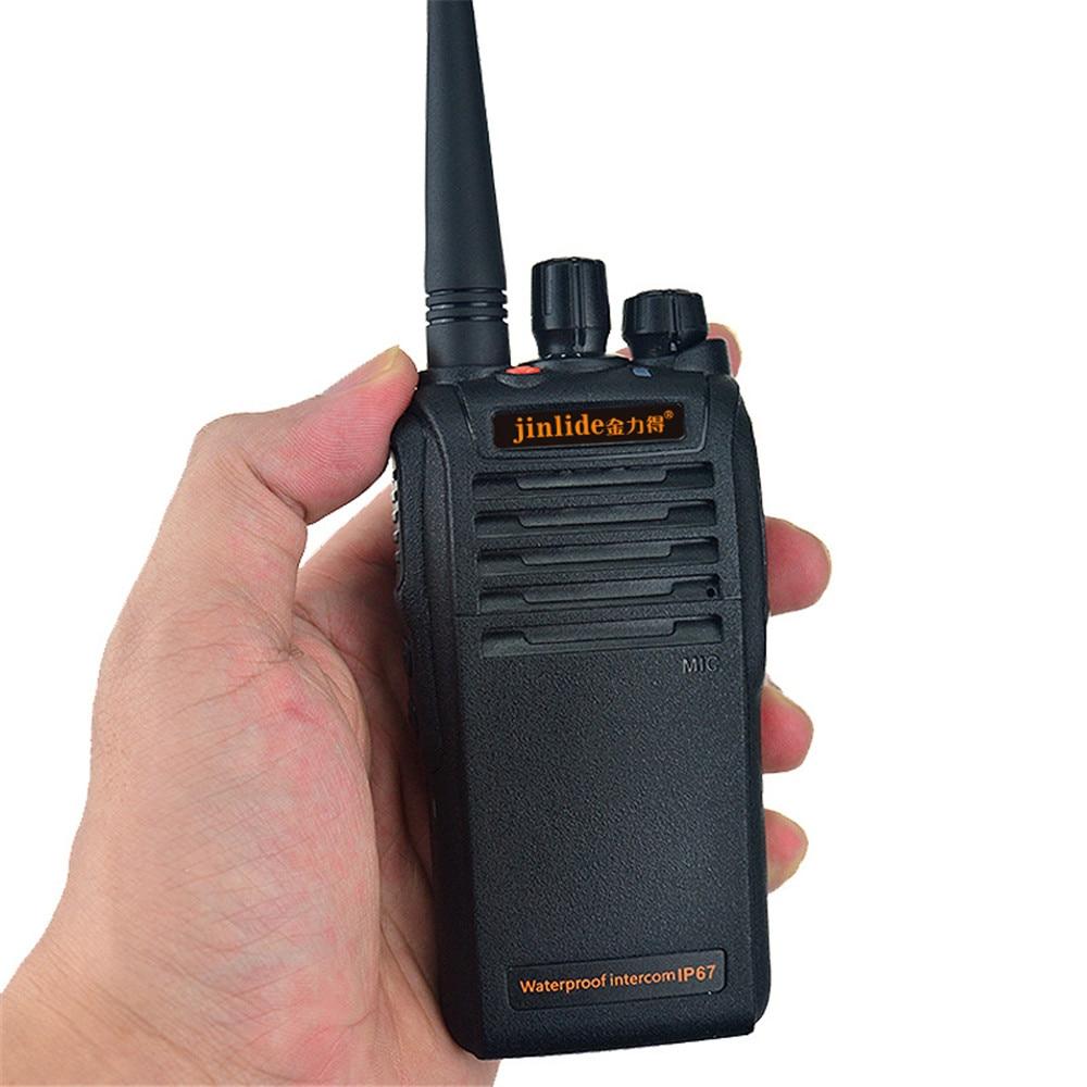 d990 waterproof walkie talkie civilian12wpower wireless handheld water proof dustproof 10km. Black Bedroom Furniture Sets. Home Design Ideas