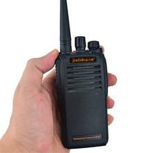 hot deal buy d990 waterproof walkie talkie civilian12wpower wireless handheld water-proof dustproof 10km communication distance walkie-talkie