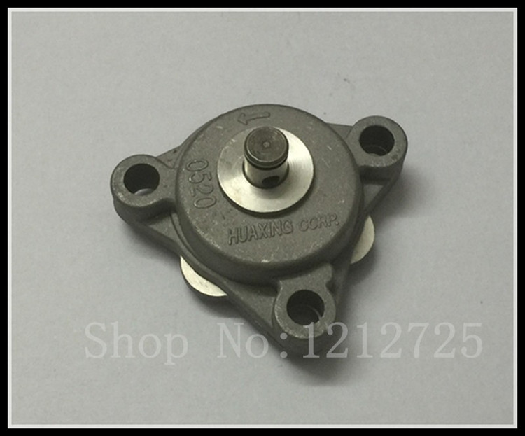 Moottoripyörän moottorin osat Moottori Öljypumppu GN125 EN125 GS125 GZ125HS Öljypumppu