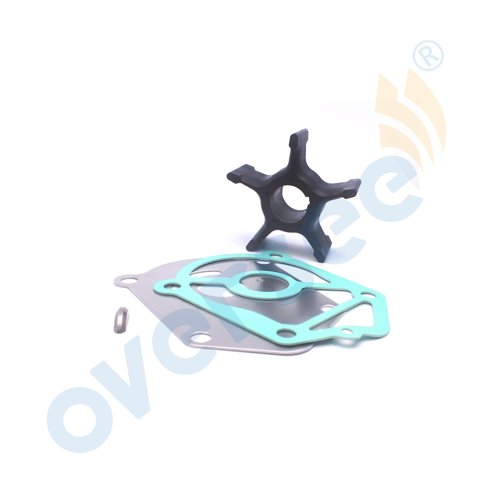 17400-94611 New Water Pump Impeller Kit For Suzuki Outboard DT 115 140 HP (1983 - 2001) 18-3257