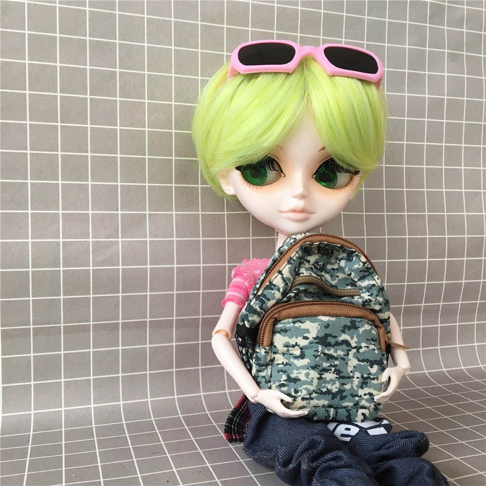 Super Cool TANGKOU blyth poppen de gap jaar stickers joint body BJD jeans mode jongens speelgoed Limited Collection grote ogen-in Poppen van Speelgoed & Hobbies op  Groep 1