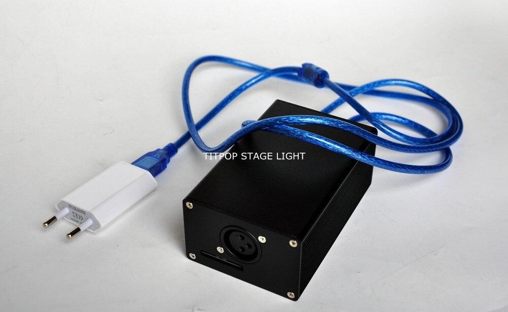 luz pc caixa de cartão sd controlador
