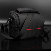 Waterproof Camera Bag Case Photo Bag Shoulder Strap for Canon EOS 1300 200D