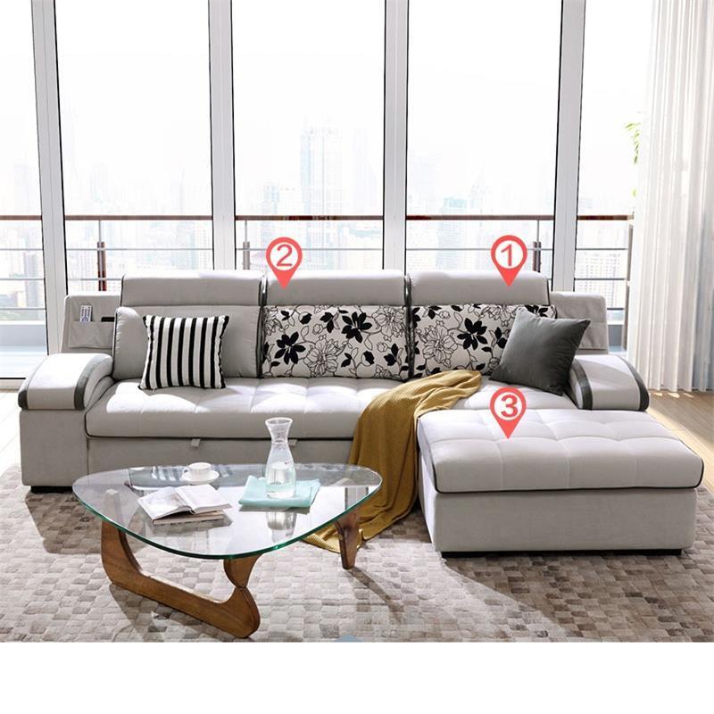 Copridivano meble meuble de maison couch puff mobili per la casa