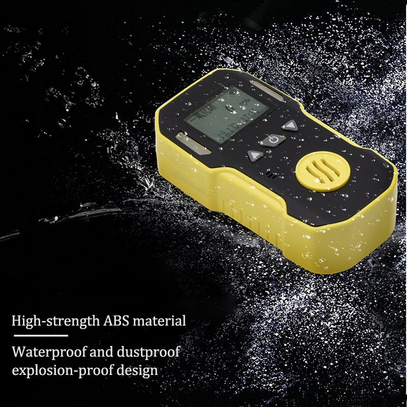 Gas Leak Detector PH3 Monitor Phosphine Gas Analyzer with Alarm System Gas Detector Professional PH3 Air Gas Analyzer Sensor