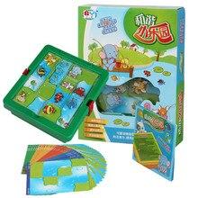 Забавный рай для животных игра-головоломка игрушки IQ лабиринт суждения игры игрушки для детей