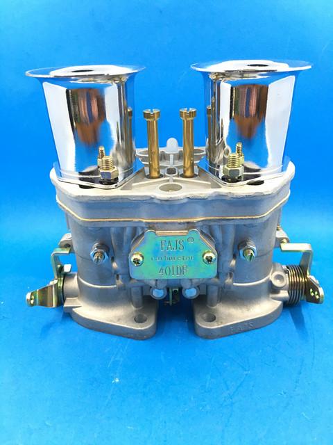 NOVO 40 IDF carburador 40IDF CARBURADOR CARBY oem + substituição de buzinas de ar para Solex Dellorto Weber EMPI