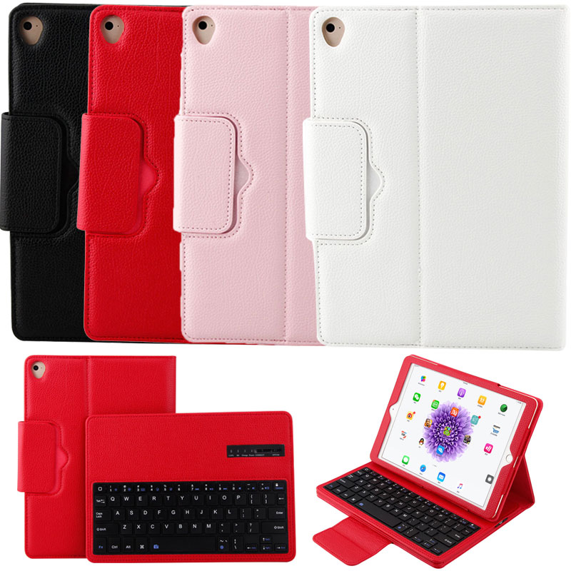 Detachable Wireless Bluetooth Keyboard + PU Leather Stand Cover Case for Google Nexus 9 Great Deals QJY99