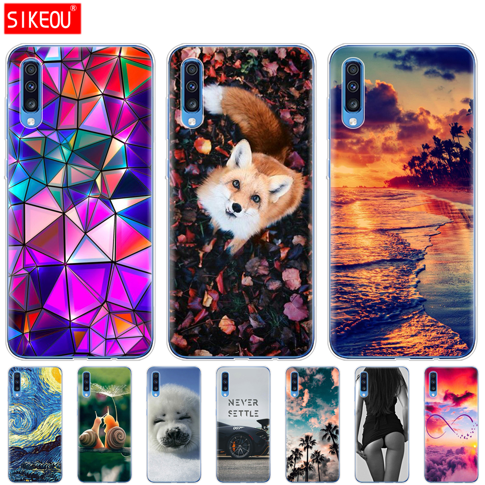 Case For <font><b>Samsung</b></font> <font><b>A70</b></font> Case <font><b>2019</b></font> Soft TPU Phone Back <font><b>Cover</b></font> For <font><b>Samsung</b></font> Galaxy <font><b>A70</b></font> Silicone Case Coque Capa A 70 A705 A705F Bumper image