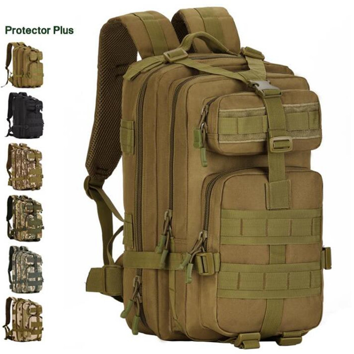 Hot Unisex 30L 40L Outdoor Tactical multi-purpose Nylon Shoulder Waterproof Backpack Computer Mountaineering <font><b>Bags</b></font> Hunting <font><b>Bag</b></font>