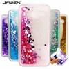 JFWEN For Samsung J3 2016 Case Silicone Soft TPU Clear Transparent Liquid Phone Cases For Samsung Galaxy J3 2016 Case Cover Back