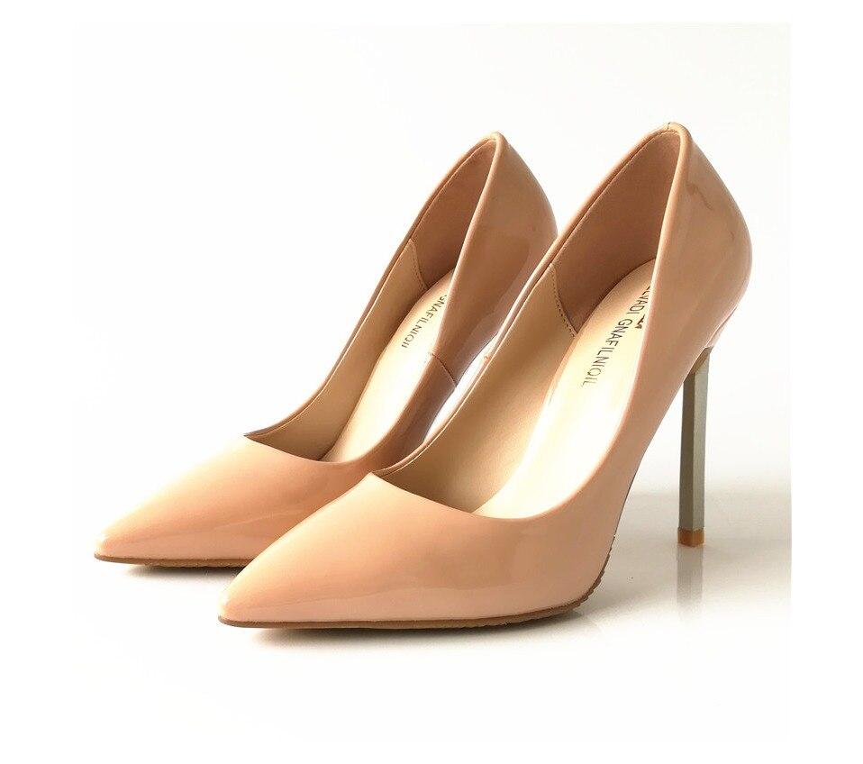 Stiletto Thin Heel Pointed Toe High Heels 7