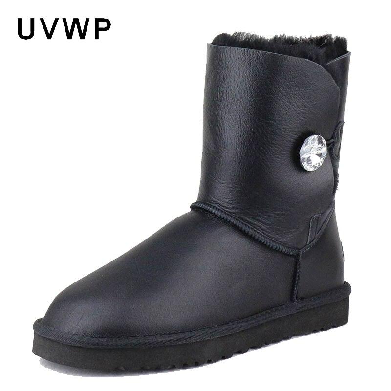 Online Get Cheap Waterproof Sheepskin Boots Women -Aliexpress.com ...