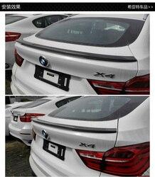 Fit voor BMW X4 F26 X4 prestaties gemodificeerde carbon achtervleugel achterspoiler vleugel