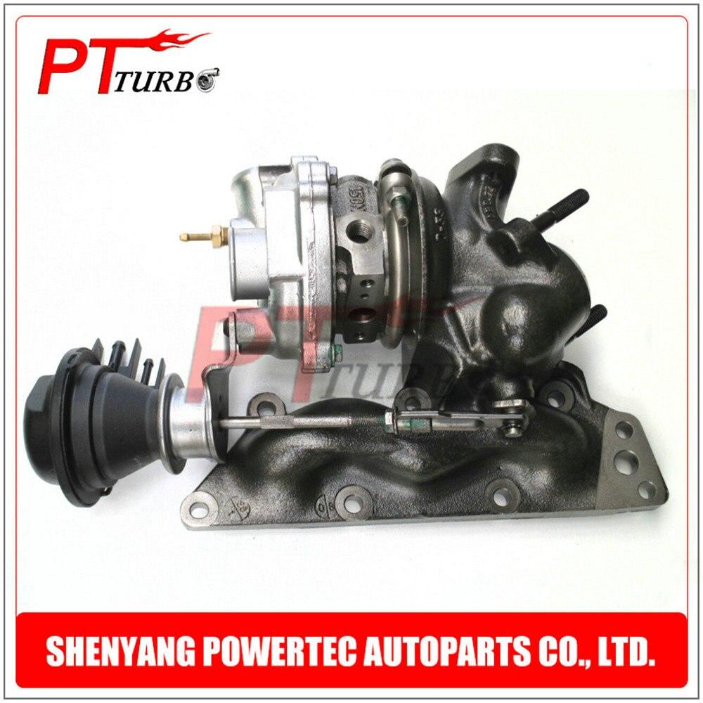 Автомобильный Турбокомпрессор 《 Smart Fortwo Roadster 0,7(MC01) полнокомплектная Турбокомпрессор GT1238S 727211/727211-5001 S/727211-0001/A1600960999
