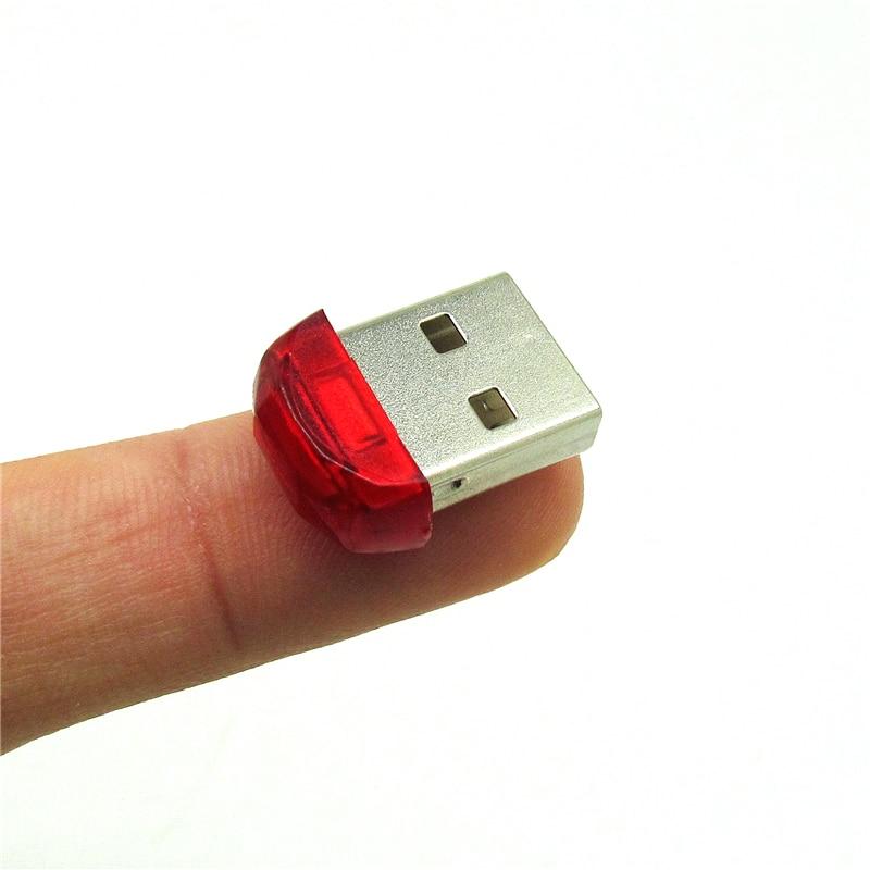 Mini Cool Red Beans Pen Drive USB Flash Drive 128mb/8G/4G/16G/32G Flash Memory Stick Pendrive Gift Waterproof