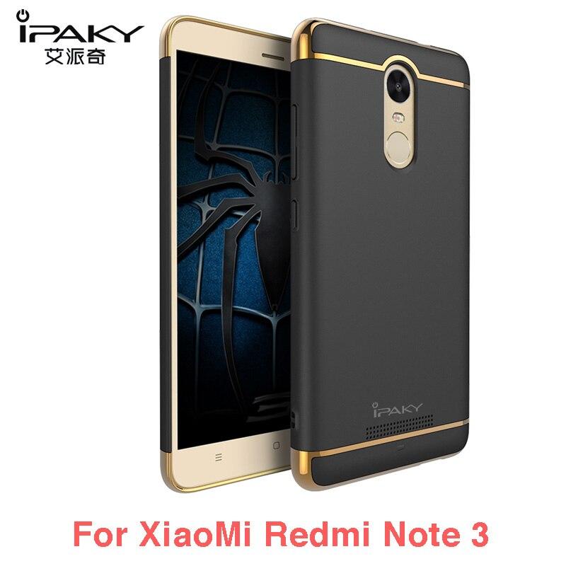 Цена за Xiaomi Redmi Note 3 Pro Премьер чехол оригинальный iPaky 3in1 Одежда высшего качества Redmi Note 3 шт. чехол для Xiaomi Redmi Примечание 3 Чехол
