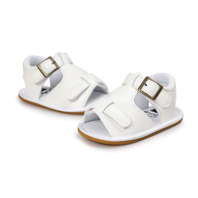 TELOTUNY Baby Boys Sandals Shoe Casual Shoes Sneaker Anti-slip Soft Sole Toddler V1156