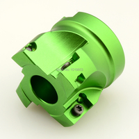 TAP BAP400R 50 22 4T Aluminium Indexable Face Milling Cutter For AP 1604 Carbide Inserts Aluminium