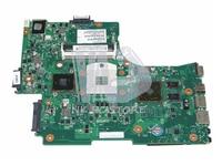 V000218030 Notebook PC Main board For Toshiba Satellite L650 L655 Motherboard System Board HM55 DDR3 ATI HD Discrete Graphics