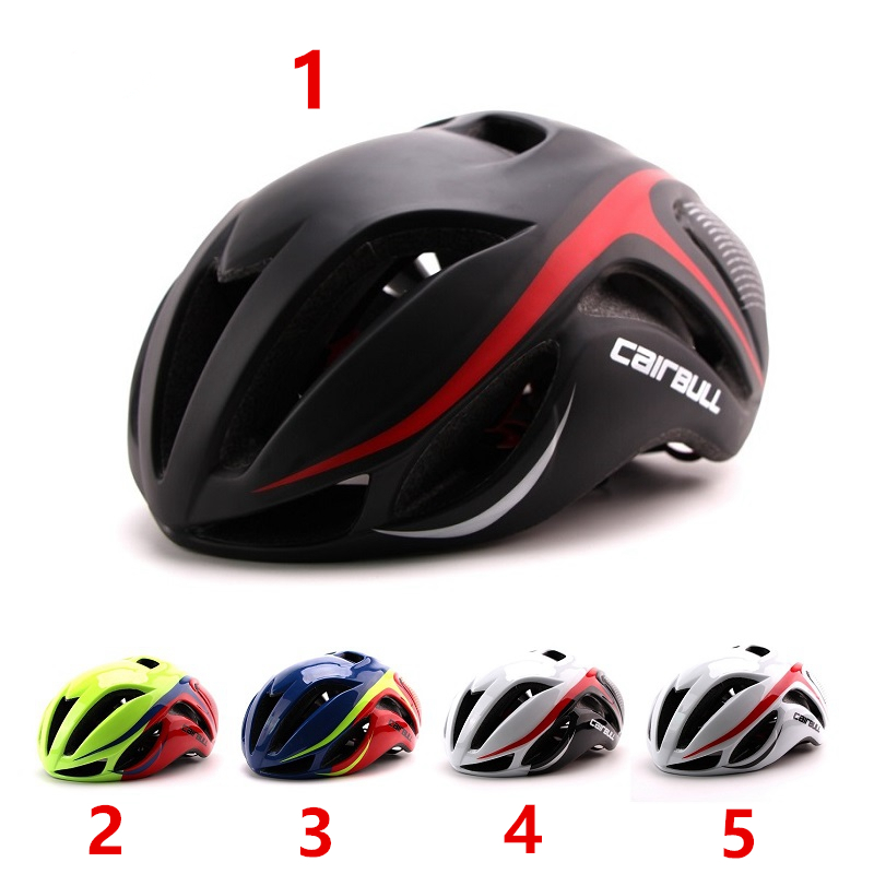 ФОТО Ultra-light road bike pneumatic helmet. Mountain MTB helmet, the overall molded bicycle helmet, bicycle riding equipmen