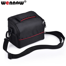 цена на wennew Digital Case Camera Bag For Canon G7X Mark II G9X SX430 SX420 EOS M10 M50 Nikon CoolPix B700 B500 P610S P610 P540 P530