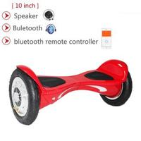 6 5 8 10 Inch HX 2 Wheels Electric Hoverbaord With Bluetooth Bag APP Standing Drift