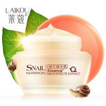Essence Snail Cream Face Care Skin Treatment Reduce Scars Acne Pimples Moisturizing Whitening Cream Anti Winkles Aging 2pcs