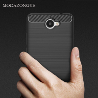 Brand MODAZONGYE Huawei Y7 Case Cover 360 Full Protection Soft Silicone Phone Case Huawei Y7 5