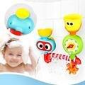 Coloridos Brinquedos para o Banho de Aspersão de Água Da Torneira Torneiras de Água Automático Para O Bebê