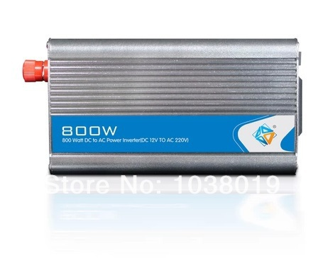 цена на 800W-Modified Sine Wave power inverter 800w peak 1600W DC12V to AC 220V dc ac Power Inverter-2