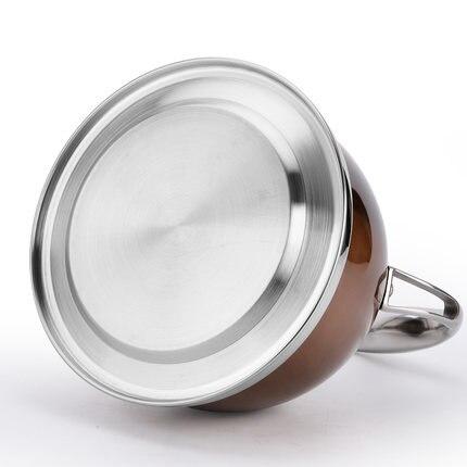 304 rvs verdikte ketel fluitje binnenlandse hot water ketel gas inductie kookplaat gas ketel Water fluitje - 5