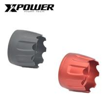 1XPOWER התחת חבית, משמש עבור AEG ציד אביזרי אלומיניום צבע מעטפת אוויר אקדח חיצוני ספורט אימון אקדח