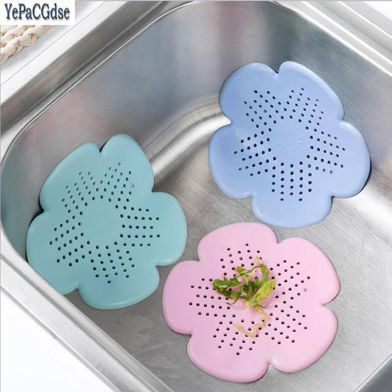 Aliexpress Com Buy 4color Silicone Sink Drain Filter