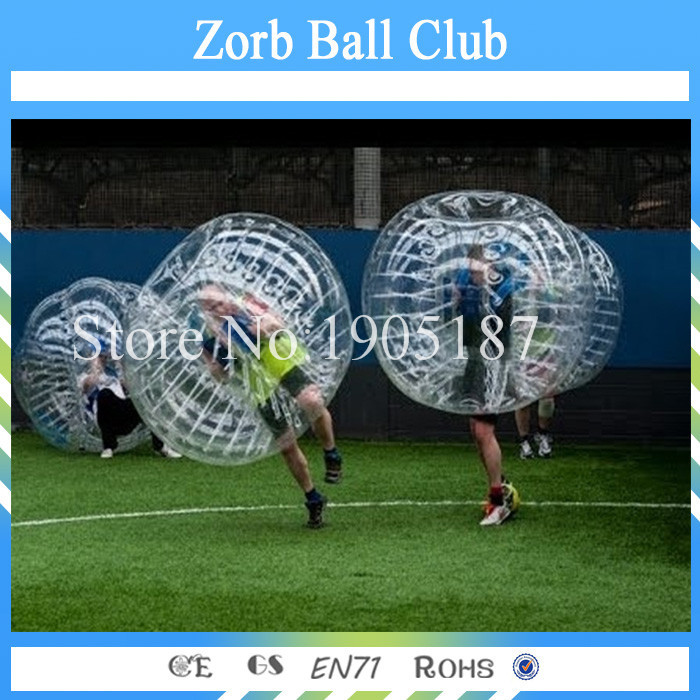 Free shipping High Quality Zorb Football /Bumper Bubble Ball/Bubble Soccer loopyballs