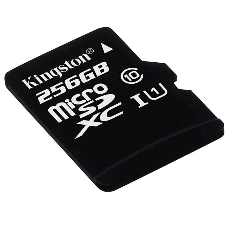 Kingston 100% Original Micro SD Card Class 10 256GB Memory Card C10 Mini SD Card SDHC SDXC TF Card For Smartphone Dropshipping-in Micro SD Cards from Computer & Office    3