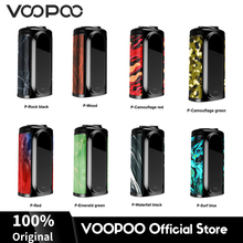 200W VOOPOO VMATE MOD POWERFUL TC BOX VAPE No 18650 Batteries Electronic Cigarette Mod fit 510 Thread Tank Atomizer original aspire speeder 200w box mod electronic cigarette vape mod match for athos tank digiflavor siren without 18650