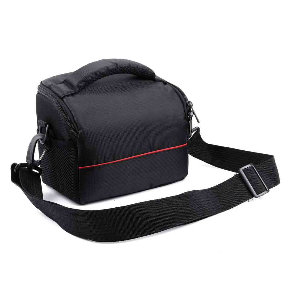 Digital Camera Bag For <font><b>Canon</b></font> EOS M M5 M6 M100 M50 M3 EOSM10 EOSM3 EOSM2 SX410 SX500 SX510 SX520 SX530 <font><b>SX540HS</b></font> Protective Cover image