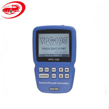 Auto Key Programmer VPC-100 Hand-Held Vehicle Pin Code Calculator With 500 Tokens Update Online Support Almost All Cars