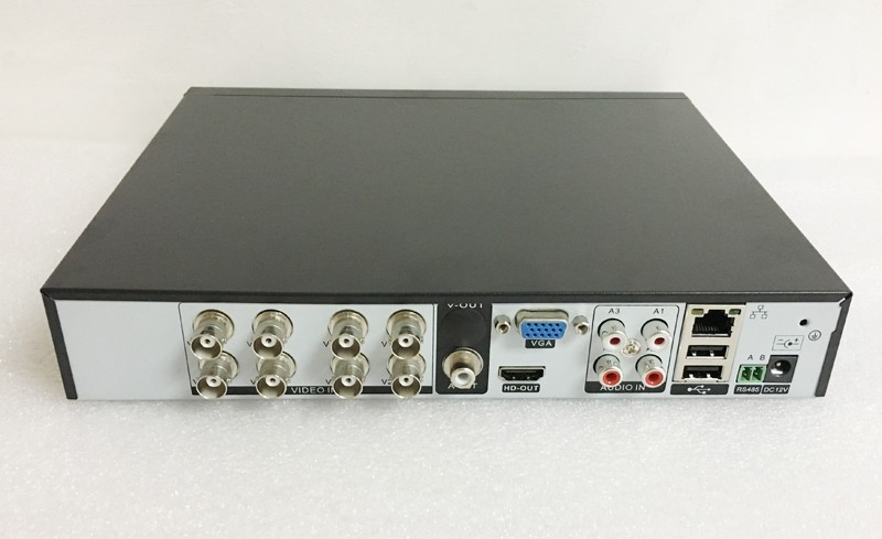 8CH four in one  8 channel ahd  tvi cvi dvr picture