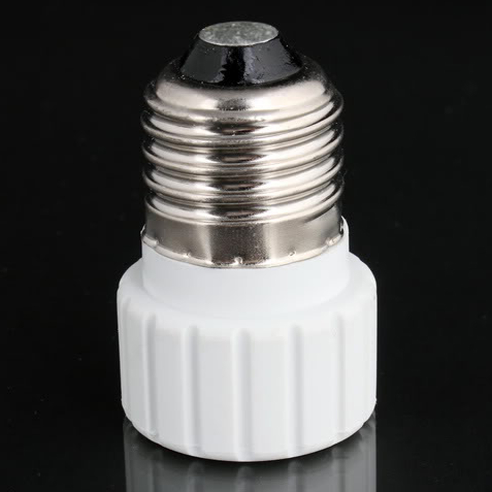 ICOCO 2pcs High Quality E27 to GU10 Extend Base LED CFL Light Bulb Lamp Adapter Converter Socket Promotion