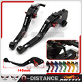 Hot sales motorcycle CNC aluminum Short Brake Clutch Levers for Ducati HYPERMOTARD 1100/S/EVO SP 8 color