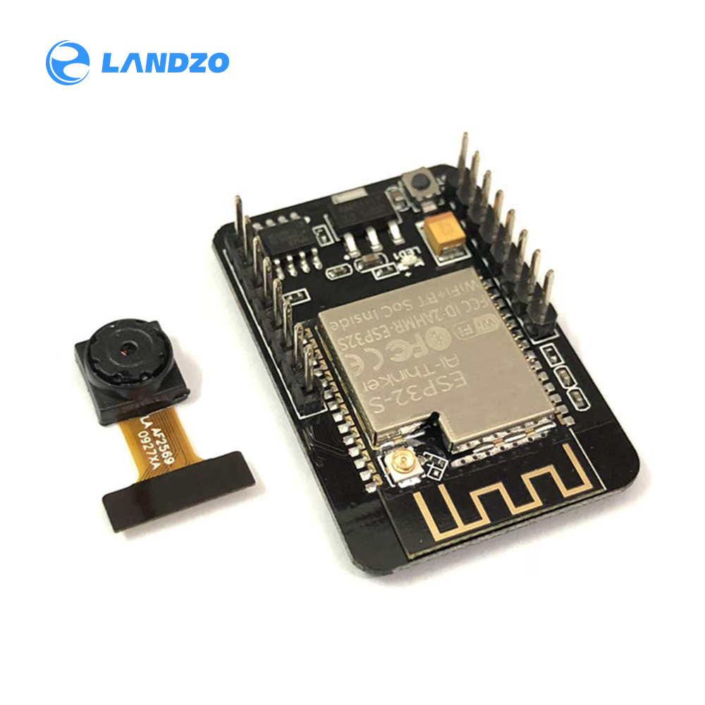 ESP32-CAM WiFi Module ESP32 Serial to CAM Development Board 5V Bluetooth with OV2640 Camera