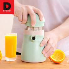Dehomy Manual Juicers Orange Lemon Juicer Fruit Squeezer Plastic Hand Convenient Citrus Juice Press Squeezer Kitchen Gadgets