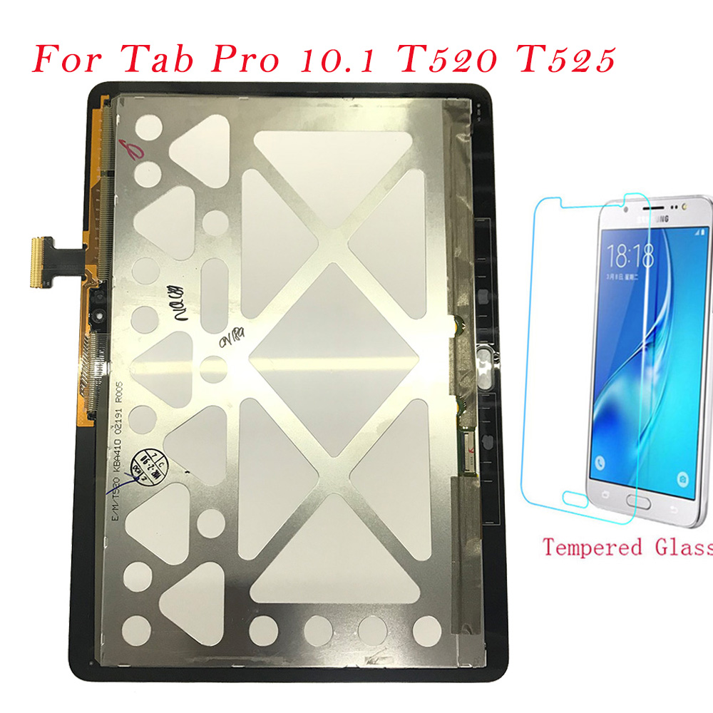 Test Tablet LCDs For Samsung Galaxy Tab Pro 10.1 T520 T521 T525 LCD Display Touch Screen Digitizer For Samsung T520 Assembly LCDTest Tablet LCDs For Samsung Galaxy Tab Pro 10.1 T520 T521 T525 LCD Display Touch Screen Digitizer For Samsung T520 Assembly LCD