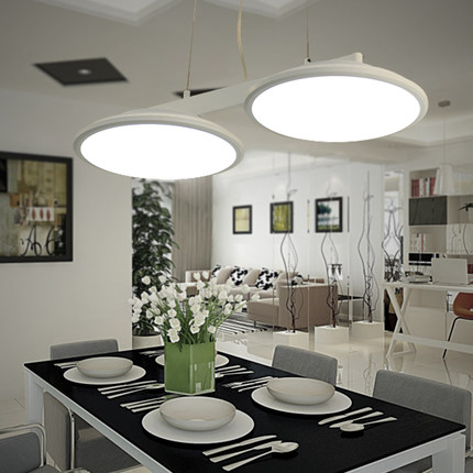 new modern lighting. New Lighting Fixtures. Acrylic Led Suspension Luminaire Modern Fixtures Dining Room White Ring N