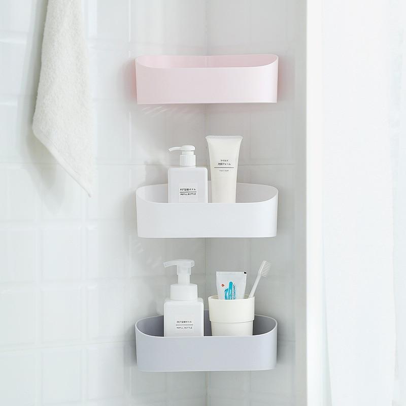 Bad Rack Wc Lagerung Rack Haartrockner Rack Wc Toiletten Schrank Wasserdicht Ohne Stanzen Badezimmer Regale